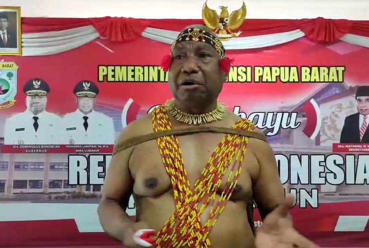 Dominggus Mandacan (Gubernur Papua Barat)