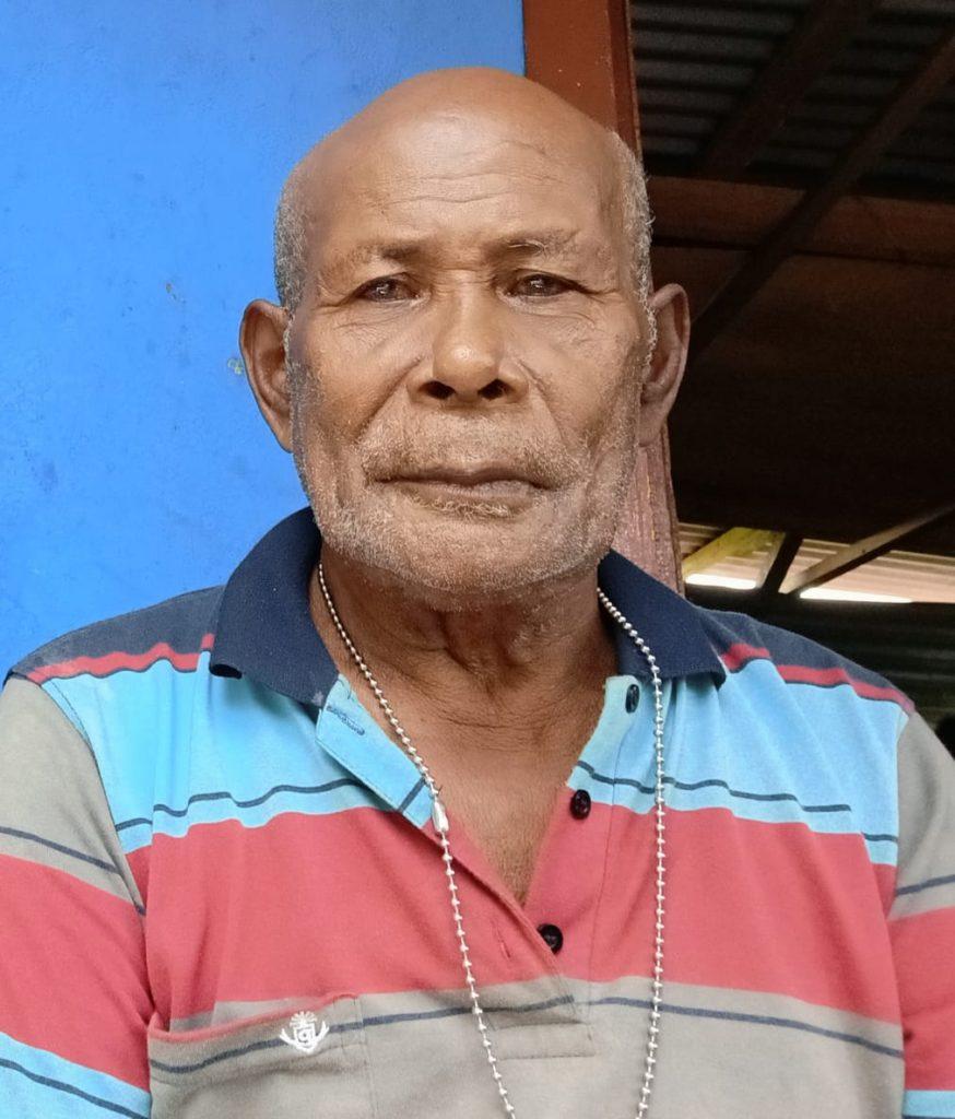 Soleman Kurwa (Tokoh masarakat / Kordinator TKBM Manokwari)