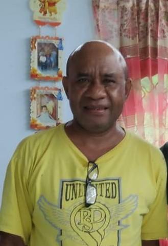 Richard Fery Dacosta (Wakil Ketua LMA Papua Barat)